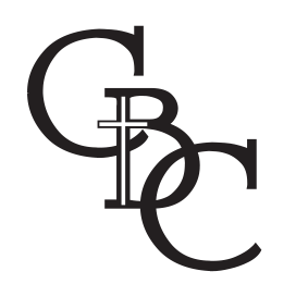 Crosswoods Baptist Church Logo